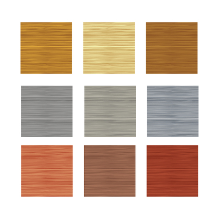 linoleum: set - seamless natural texture. 9 colors.