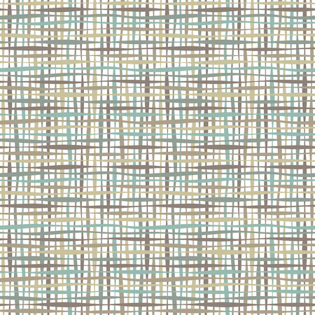 Seamless texture - colorful stripes and lines. Vector illustration.  イラスト・ベクター素材