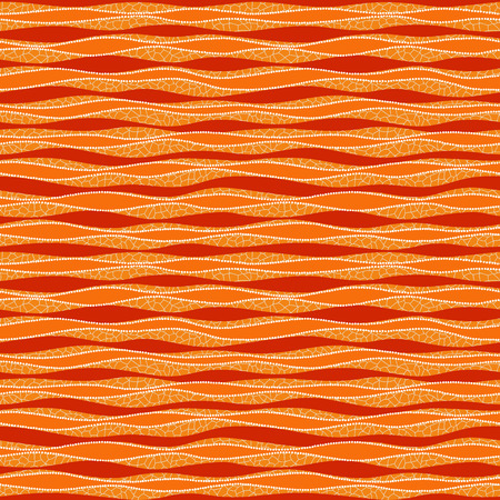 Seamless texture - bright waves and lines