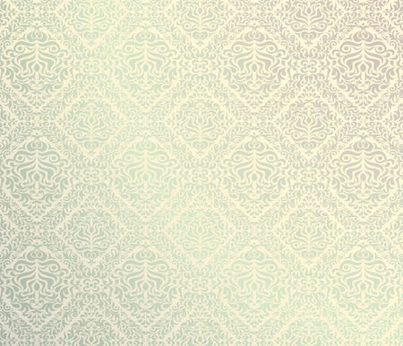 Seamless wallpaper, vector illustration Vector