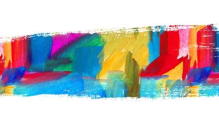 brush stroke: Abstract oil painting, Brush stroke, Blurred spot