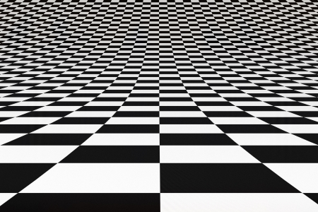 perspective grid: Chess background