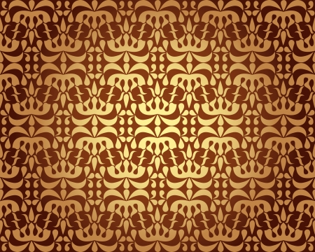Seamless pattern, vector illustration Stock Vector - 17041399