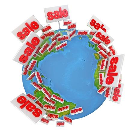 tenders: World Sale, International tenders, Buy online, Icon isolated