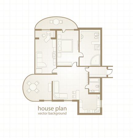 House Plan illustration