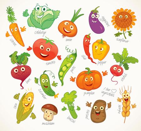 carrots: Historieta divertida.