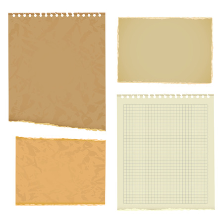 note book: Blank worksheet exercise book.