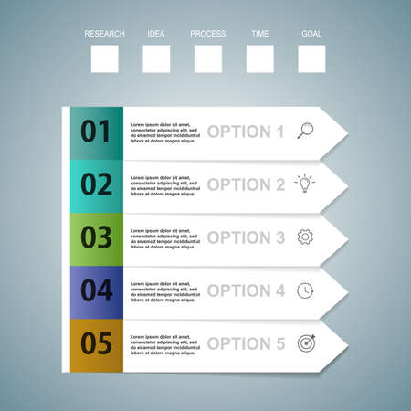Modern Info-graphic Template