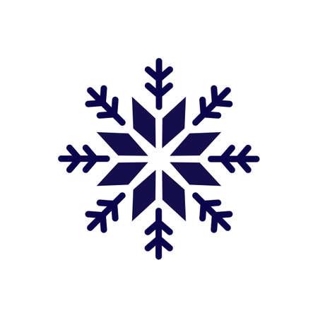 Snowflake Vector Christmas Icon