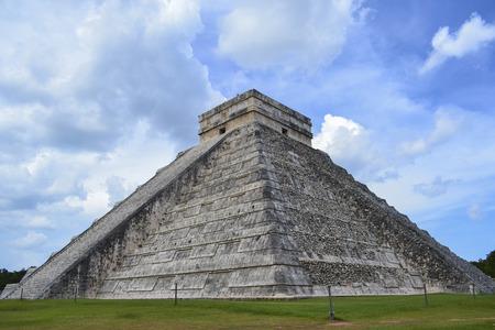 kukulkan: El Castillo de Kukulc�n M�xico