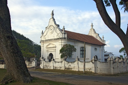 galle: Dutch Reformed Church, Fort District, Galle, Sri Lanka