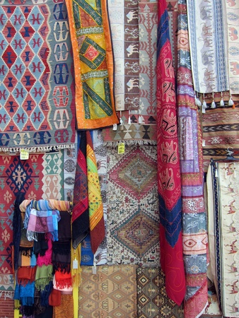 Turkish Carpets, Alanya, Turkey photo