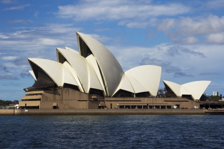 sydney: Opera House, Sydney viewed from the west Editorial