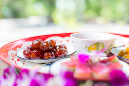 folwer: Connect jujube