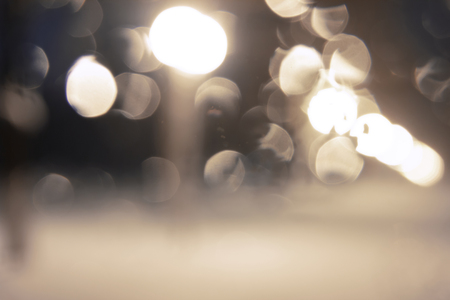 spangle: Glitter sparkling abstract bokeh defocused background. Stock Photo