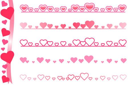 Heartline_Red System 写真素材 - 161215370
