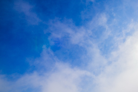 Blue Sky Cloud photo
