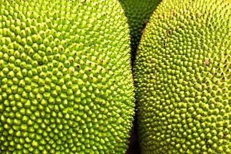 un healthy: jackfruit