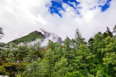 sichuan: Yading Nature Reserve, Daocheng County, Sichuan, China