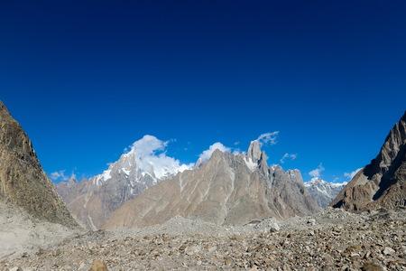 Trango Towers and Baltoro Glacier Karakorum Pakistan, K2 Base Camp Trek.