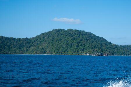 sea of tropical island, Surin island, Thailand