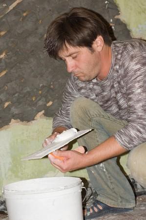 man make renovation indoor photo