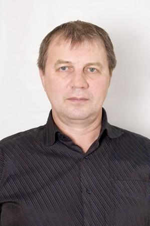 studio portrait of middle-aged caucasian man Stock Photo - 4538527