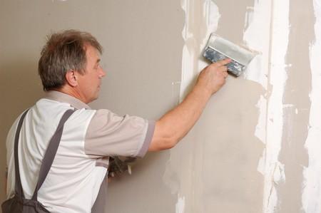 refit: home improvement - man stop up indoor