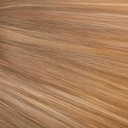 textura pelo: Pelo rubio. Textura del pelo.