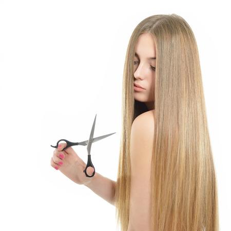 Schnitt frauen lange haare Stylish Lange
