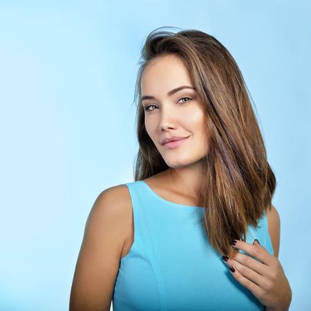 Gesunde haare und haut