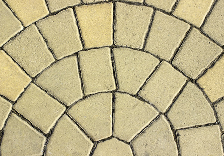 paving: patterned paving tiles