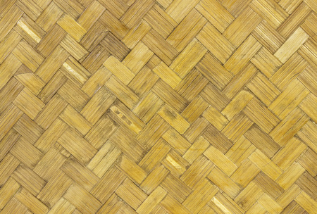 dialectic: Woven bamboo pattern Stock Photo