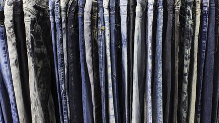 slacks: Jeans Stock Photo