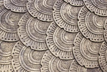 sandstone: Sandstone carvings