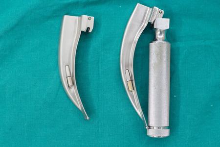 endoscope: anesthesia equipment