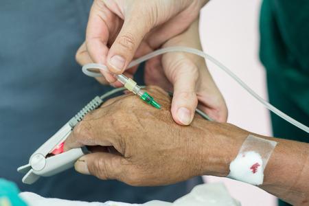 nurse injection: nurse injection IV fluid