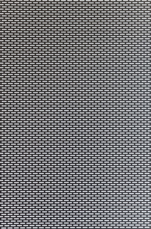 perforate: Perforate sheet as background image Stock Photo