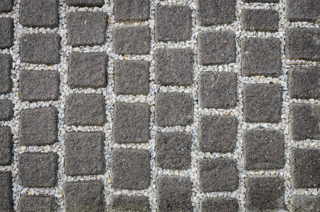 white pebble: stone floor pattern with white pebble as background image