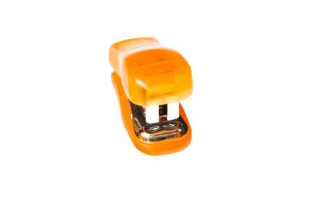 office stapler: stapler, office,work Stock Photo