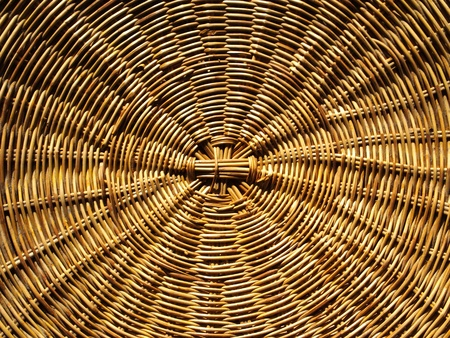 pursuing: Basket pattern