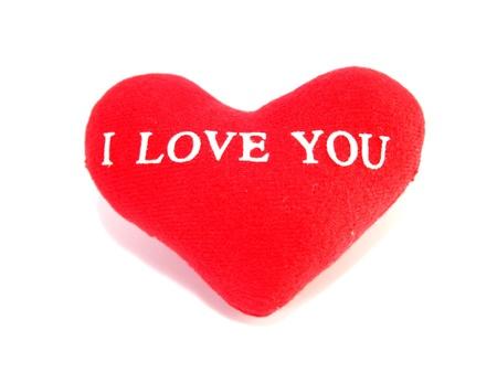 I love you Stock Photo - 9358866