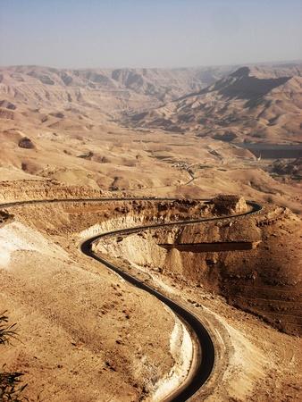 On the road  jordan photo