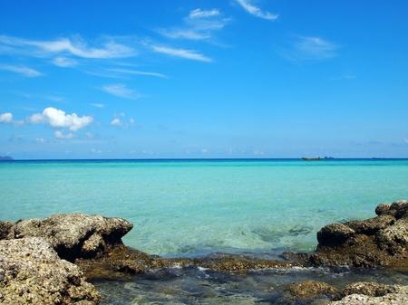 The Beach at Koh Larn Pattaya  photo