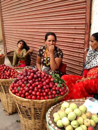 kathmandu: Market in Kathmandu, Nepal Editorial