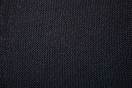 abstract decorative textured black textile