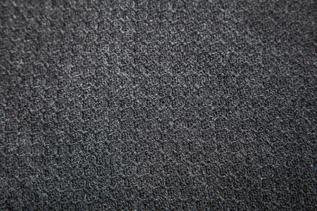 abstract decorative textured dark gray textile Stock Photo - 123897695