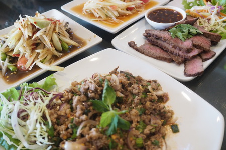 beefsteaks: Thaifoods