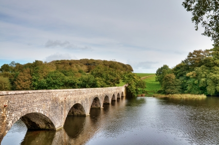 The Eight Arch Bridge Stock Photo - 16669963