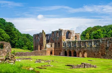 ファーネス修道院、ファーネスの聖マリアは、バロー イン ファーネス、カンブリア州、イギリスの北の郊外にある元修道院。1123 に戻る修道院日付